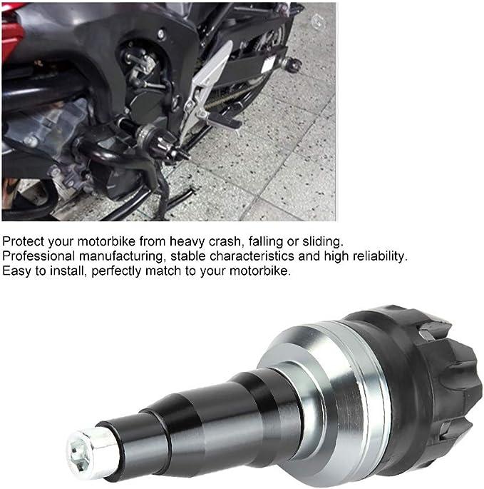 Motorcycle Modified Engine Guard Frame CNC Slider Pad Collision Crash Bar Falling Protector