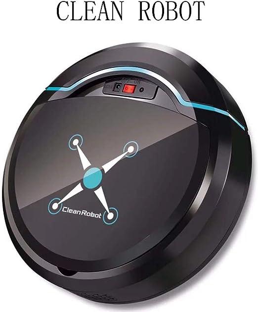 Limpieza Automática Robot Aspirador Fregona, Limpieza De Cabello ...