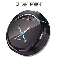 Limpieza Automática Robot Aspirador Fregona, Limpieza De Cabello De Mascotas Y Pelo De Humano Aspiradora Robotica Inteligente