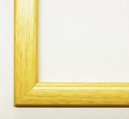Marco de madera la Palette II Arena Marrón 2,3 - con cristal ...