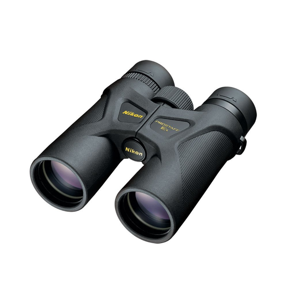 Nikon Prostaff 3S 10x42 Binocular for Hunting and Birdwatching, Black by Nikon