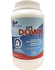 Pool Supplies Canada pH Down (3 Kg) Pool Spa Balancer