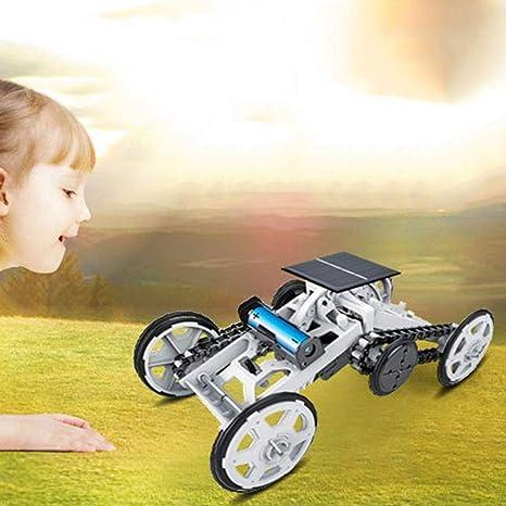 Stem Toys Kit de Juguete para Robot de Escalada 4WD Coches de ...
