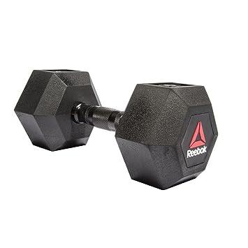 639f4383daea7 Reebok Hex Hantel – 10 kg  Amazon.de  Sport   Freizeit