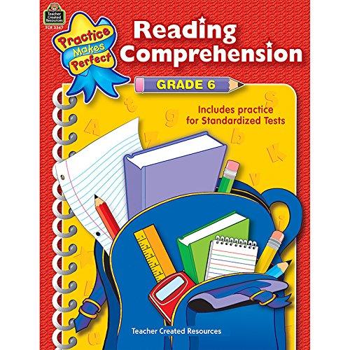 Reading Comprehension Grade 3: Teacher Created Resources Staff ...