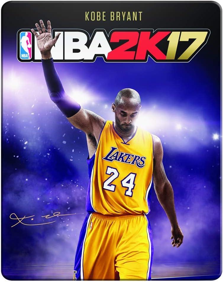 2K NBA 2K17 PC Inglés vídeo - Juego (PC, Deportes, Modo ...
