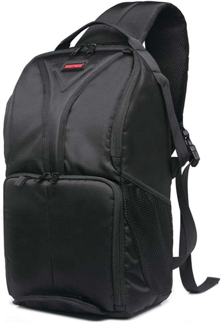 DL-B016 Portable Waterproof Scratch-proof Outdoor Sports Sling Shoulder Bag Camera Bag Phone Tablet Bag for GoPro Canon SJCAM Samsung Xiaomi Xiaoyi YI Huawe Camera Bags Cases Nikon iPad Apple