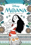 Art of Coloring: Moana: 100 Images to...