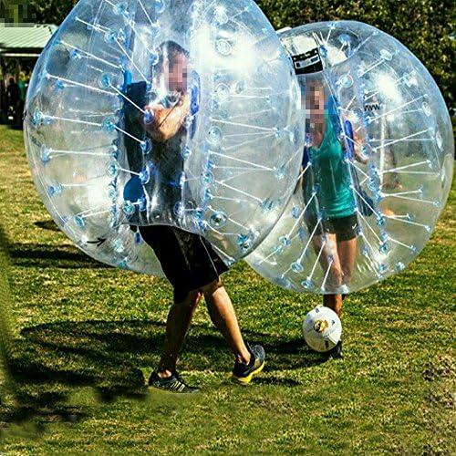 stagersoccer® hinchable Bubble – Balón de fútbol para las Partes ...