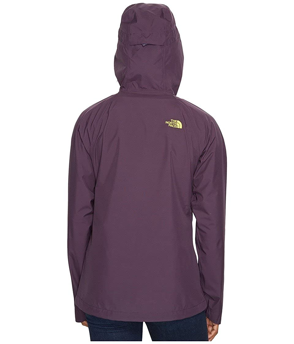 2e49e4c9e The North Face Dryzzle Jacket Dark Eggplant Purple Womens Coat Gore ...