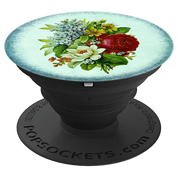 Flower Stand Designs : Amazon pretty flower designs for moms popsockets grip and