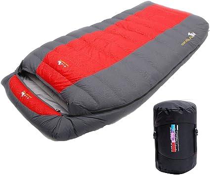 1.5kg sac de couchage imperméable pour camping d'hiver en plein air