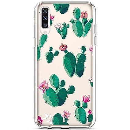 coque samsung a50 cactus