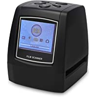 DIGITNOW! Slide Scanner Convert 35mm Negative Film &Slide to Digital JPEG Save into SD Card with LCD Display No Computer/Software Required