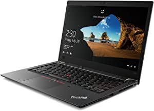 "OEM Lenovo ThinkPad T480s Laptop 14"" FHD IPS Display 1920x1080, Intel Quad Core i5-8250U, 16GB RAM, 512GB NVMe, Fingerprint, W10P"