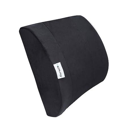 Amazon.com: Cojín de apoyo lumbar almohada – diseño para la ...