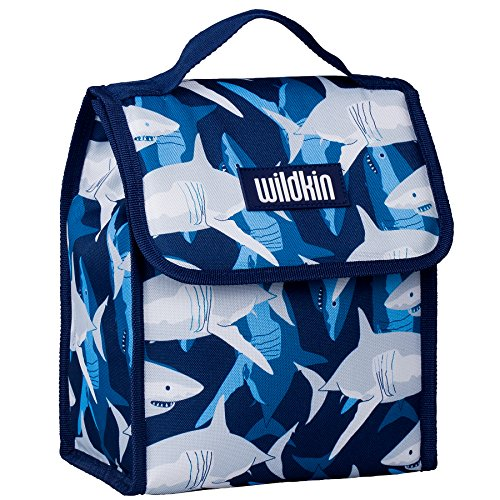 Lunch Bag, Wildkin Lunch Bag, Insulated, Moisture Resistant
