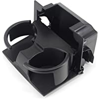 FEXON Cup Holder for Nissan Pathfinder 2005-2012, Xterra 2005-2015, Frontier 2005-2019 fit Rear Seat Center Console…