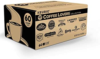 Keurig Coffee Lovers Collection Variety Pack K-Cup Coffee