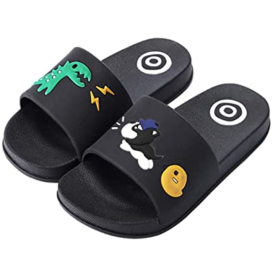 46fa9ce82 Anddyam Kids Family Household Sandals Anti-Slip Indoor Outdoor Home  Slippers for Girls and Boys