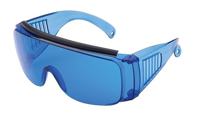 Subke 7004 Lunettes de soleil intégrales pour le sport - transparent - transparenter Rahmen, transparente Gläser - taille unique