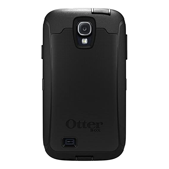 new style a46eb e182a Samsung Galaxy S4 Case - OtterBox Defender Series - Black