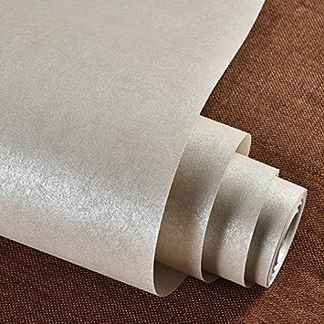 Loaest Einfache Moderne Seide, Farbe Wallpaper Wallpaper Schlafzimmer,  Wohnzimmer, Beige Und Grau