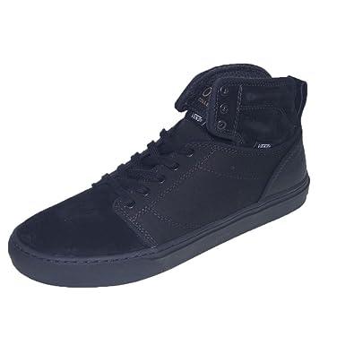 691f2db25d Vans Alomar (Basic) Black White Mens Skateboarding Shoes 7 D(M)