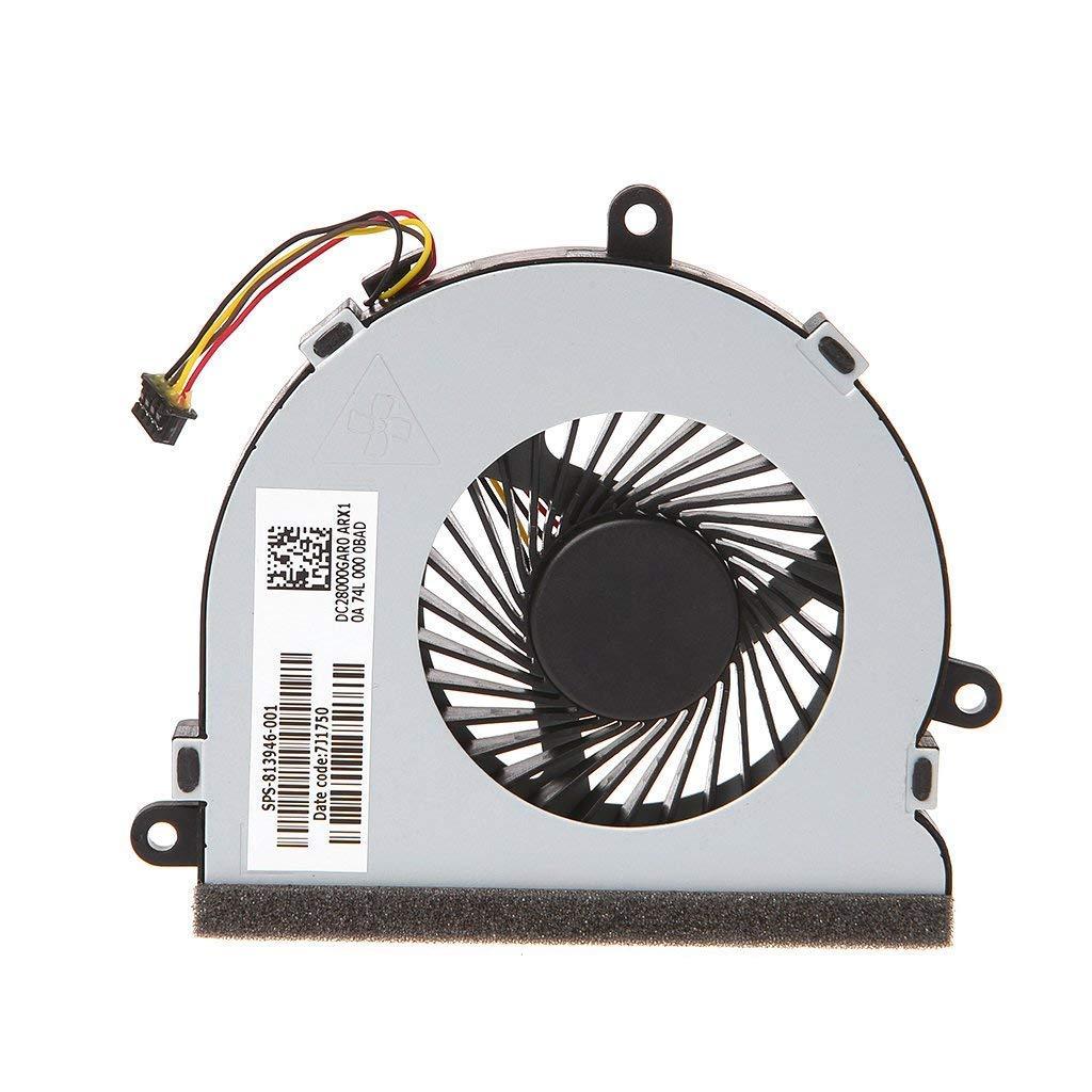 Cooler Para Hp 15-ac Series Dc28000gar0 Sps-813946-001