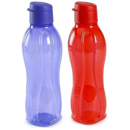 TP-380-T750 Tupperware Aquasafe Sports Water Bottle (Flip Top 750ml, 2 Pcs) Thermos & Flasks at amazon