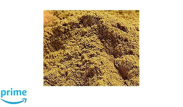 Yumi bio Shop - Puro ruibarbo de polvo Inyección de oro de Rubio para hellblonde & - Marrón haaare: Amazon.es: Belleza