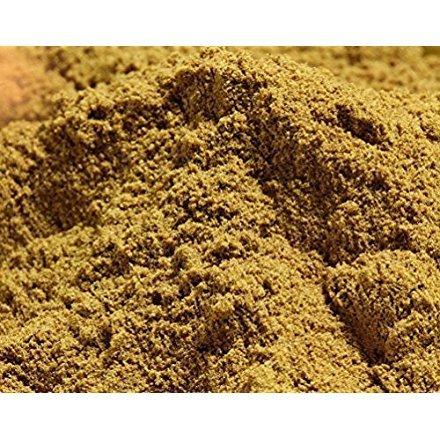Yumi bio Shop – Puro ruibarbo de polvo Inyección de oro de Rubio para hellblonde &