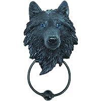Nemesis Now Dark Guardian Wolf 22.8cm Door Knocker