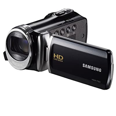 Samsung F90 Black Camcorder with 2.7