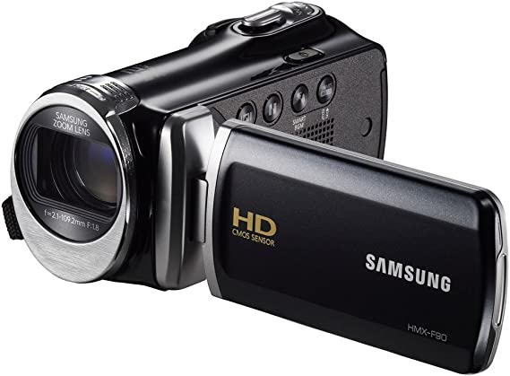 Samsung HMX-F90BNXAA Camcorder Lighting 5600K Color Temperature 72 LED Array Lamp Digital Photo /& Video LED Light Kit