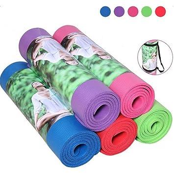 Amazon.com : Binlin Yoga Mat, Exercise Mats 0.39
