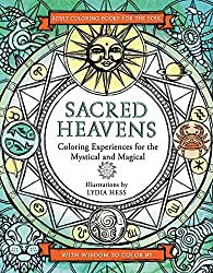 Sacred Heavens (Coloring Books for the Soul)