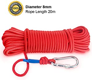 Sweepstakes: BRYUBR Rock Climbing Rope