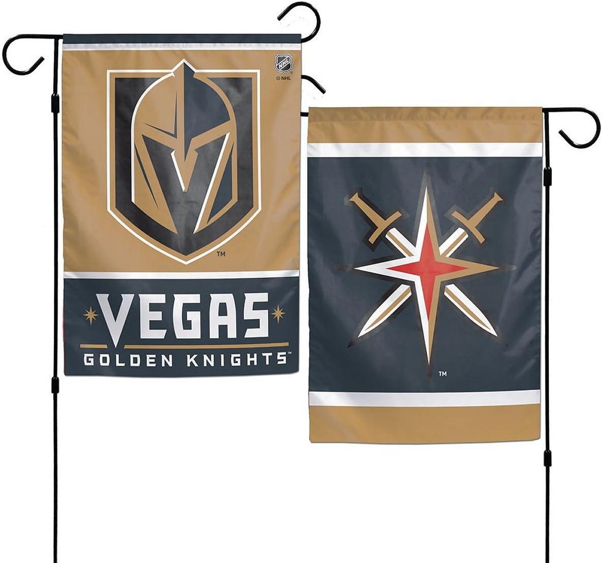 WinCraft Vegas Golden Knights Double Sided Garden Banner