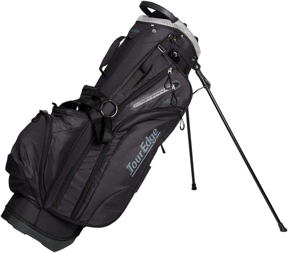 Tour Edge Mens Hot Launch 4 Golf Stand Carry Bags