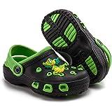 Babelvit Toddler Kids Boys Girls Cute Garden Clogs Water Sandals Slip On Shoes Slides Light Summer Children Beach Pool…