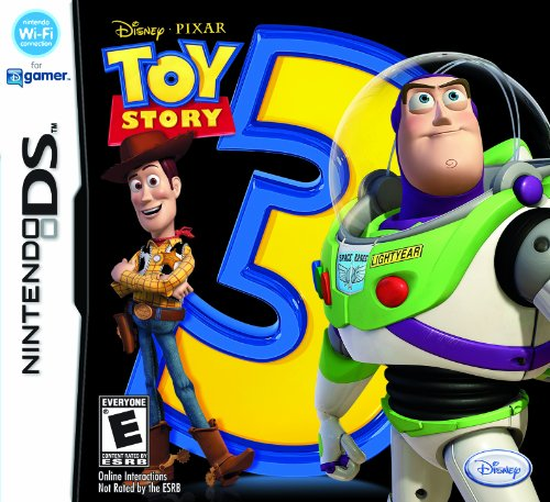 Toy Story 3: The Video Game (Story 3 Game The Toy)