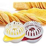 Amazon.com: Patatas fritas para microondas Chips Rack ...
