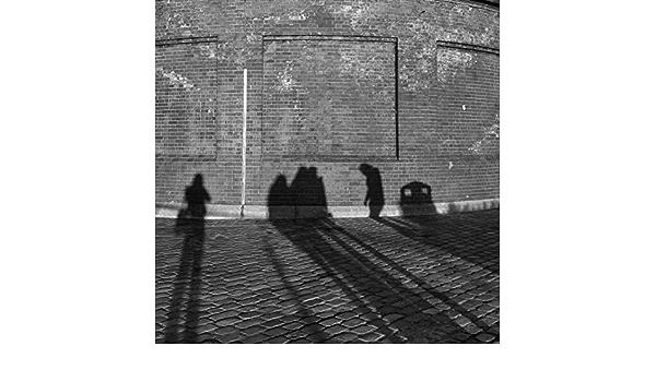 London Art Print Grey Shadows of London Semi Abstract High Quality Print Block Mount Print Wall London Fine Art Wall D\u00e9cor Perfect Gift