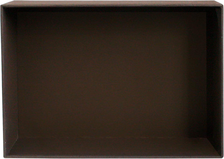 Bo/îte Noire Textur/ée Avec Couvercle Noir et Int/érieur Imprim/é 29 cm 9 cm Emartbuy Bo/îte-Cadeau de Pr/ésentation En Forme de Rectangle de Luxe Rigide 21 cm