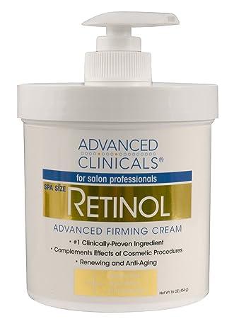 Amazon.com : Crema Moldeadora Y Reafirmante Con Retinol - Crema Rejuvenecedora Anti-edad Aumenta El Colageno En La Piel : Beauty