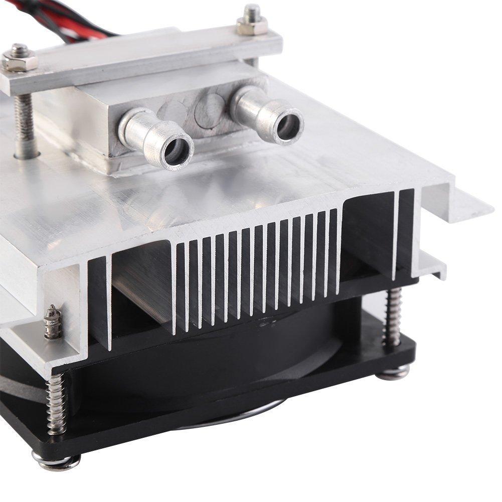 TYESHA HUFF 1pz Cooler Termoeléctrica Peltier Semiconductor Kit Sistema de refrigeración y refrigeración para Computer/sistema de refrigeración del cama para mascotas