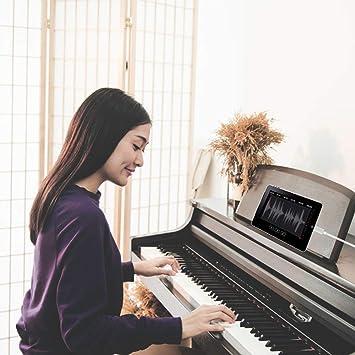 Cable USB 2.0 tipo B, cable MIDI de alta velocidad compatible con teléfono/almohadilla a controlador Midi, teclado Midi, grabación de interfaz de audio, ...