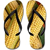 CafePress - Raw Corn Cobs - Flip Flops, Funny Thong Sandals, Beach Sandals