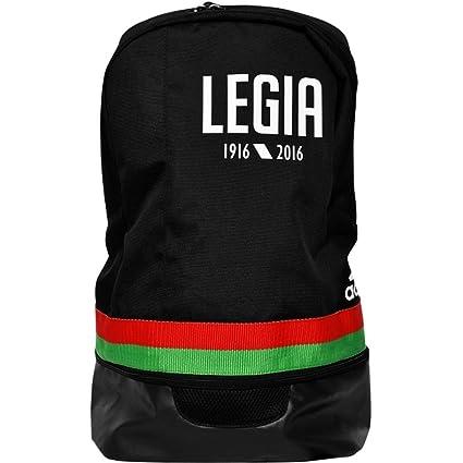 adidas Uni LW Mochila, Negro, 15 x 30 x 46 cm, ...